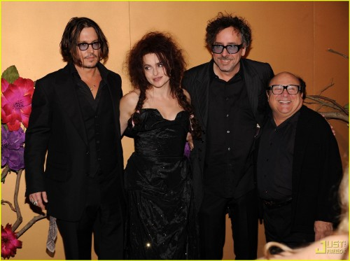 Johnny, Helena, Tim and Danny