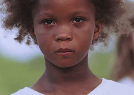 Quvezhane Wallis as the fierce Hushpuppy in Beasts of the Southern Wild (2012)