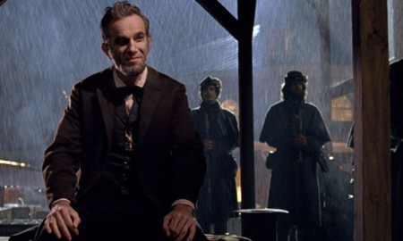 Daniel Day Lewis as Lincoln (2012)
