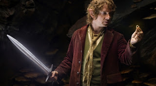 Martin Freeman as Bilbo Baggins in The Hobbit: An Unexpected Journey (2012)