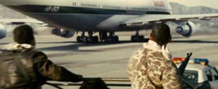 An edge of your seat climactic chase in Argo (2012)