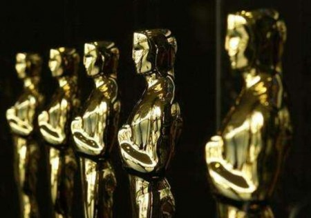 5 Oscars; golden, shiny, and ready to go for 2013!!!
