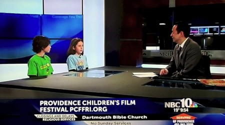 Flick and Flack talk PCFF 2013 on NBC