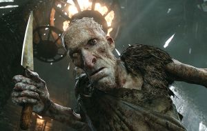 One ugly giant in Jack the Giant Slayer (2013)