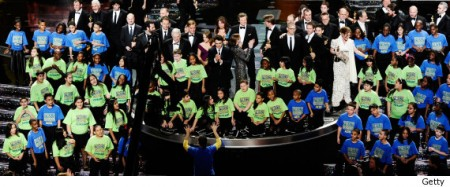 PS22 Chorus at the Academy Awards