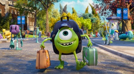 Mike Wasikowski voiced by Billy Crystal in Monsters University (2013)