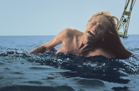 A scene from Jaws (1975)