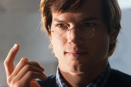 Ahston Kutcher as Steve Jobs in Jobs (2013)