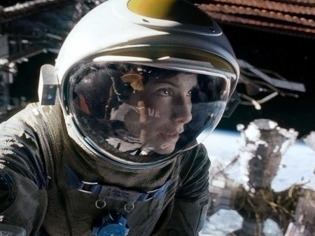 Alfonso Cuaron's technical precision will likely earn him an Oscar nom for Gravity (2013)