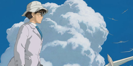 Jiro Hirokoshi designs airplanes and finds love in The Wind Rises (2013)