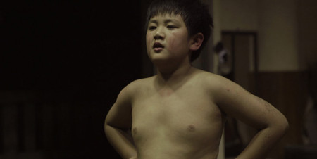 Chikara-The Sumo Wrester's Son tells the true-life tale of sports, determination, and parental pressure