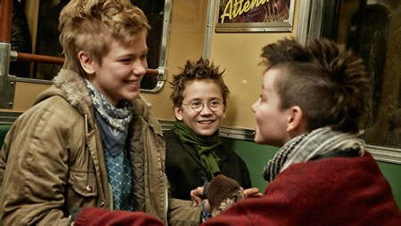 Punk-rock, friendship, and teenagers in We Are The Best!