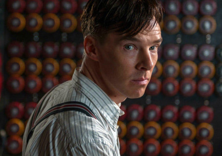 Alan Turing (Benedict Cumberbatch) creates a machine to stop a deadly Enigma machine